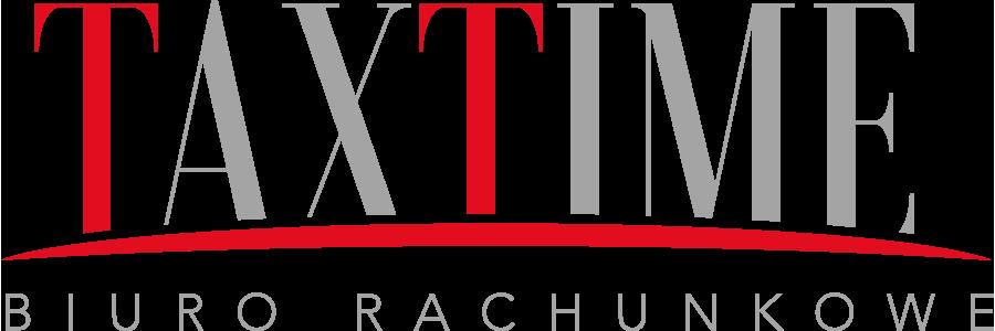 TAXTIME Biuro Rachunkowe Bydgoszcz - logo